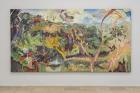 Michael Armitage, The Paradise Edict , 2019, Haus der Kunst, 2020; Photo: Markus Tretter