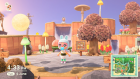 ò^~^ó Island,  Screenshot from Animal Crossing; New Horizons