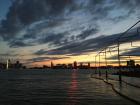 The Hudson River. All photos: Natasha Stagg.