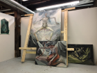 Works by Phoebe Nesgos