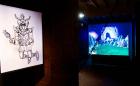 "Installation view of ""Platoexpectonum""at Speedy Grandma"