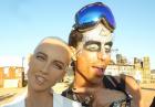 Sophia at Further Future festival 2016in Las Vegas