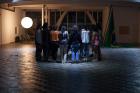 TravaLíngua open process with Mavi Veloso and Grupo MEXA at Casa do Povo, São Paulo, November 2018, Copyright Mayra Azzi