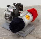 GPS (Gas-Powered Shoebuffer) , 2018 Mixedmedia,24x 28x36cm