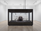 Kevin Beasley A View of a Landscape: A cotton gin motor ​​​(2012-18) Photo: Ron Amstutz